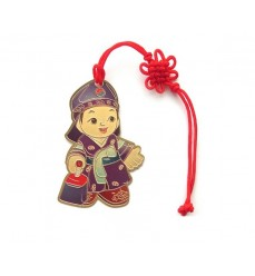 child-in-dolbok-korean-bookmark