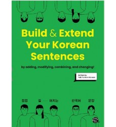 Build-&-Extend-Your- Korean-Sentences-buy-from-Italy-shipped