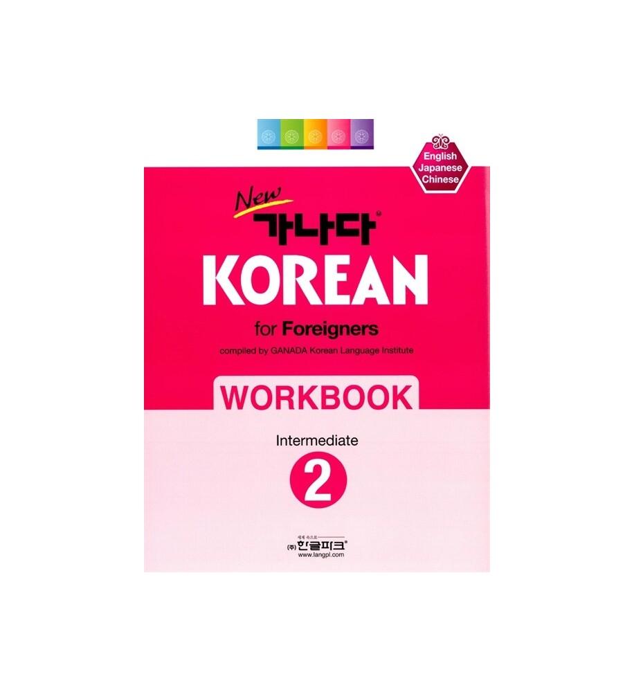 new-ganada-workbook-intermediate-2-buy-from-Italy-shipped