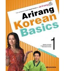 Arirang Korean Basics-libro facile coreano-Dosoguan- libreria