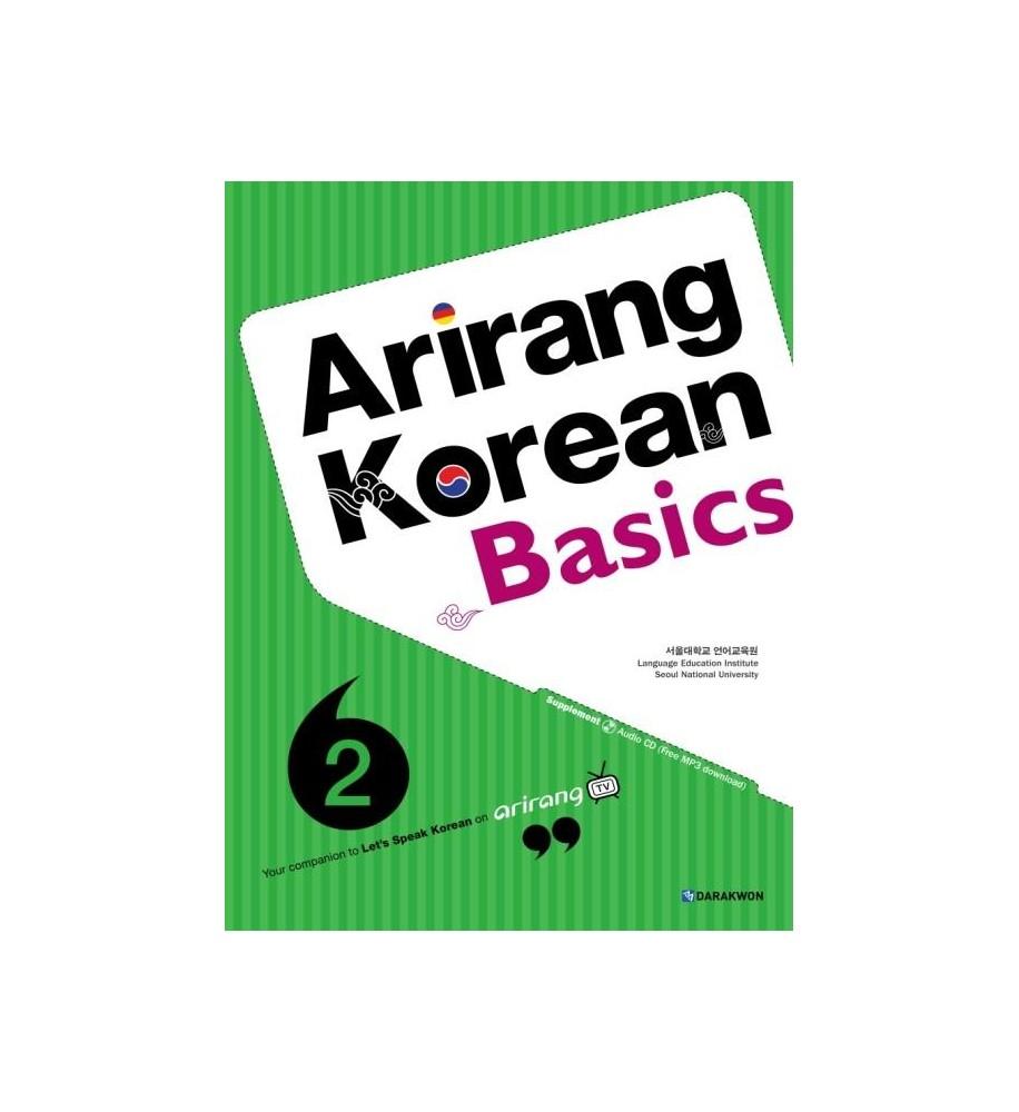 Arirang_Korean_Basics 2-korean grammar-book-from-Dosoguan