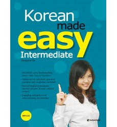 Coreano-da-autodidatta-Libri-Korean-Made-Easy –Intermediate-Libri-coreani-in-Italia