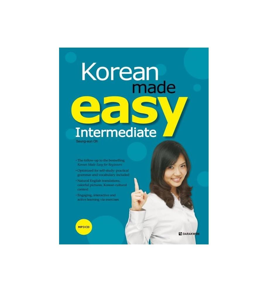 Coreano-da-autodidatta-Libri-Korean-Made-Easy –Intermediate-Libri-coreani-in-Italia