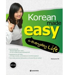 Korean Made Easy for Everyday Life-libro coreano