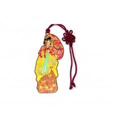 segnalibro-donna-in-hanbok-nodo-coreano-tipico