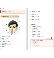Libri-Lingua-Coreana-CD-in-italiano-coreano-Libri-coreano-per-principianti