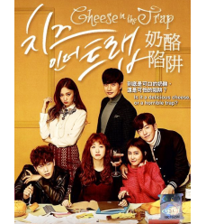 Cheese in the Trap. DVD-krama