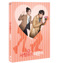 Because I Love You - Dvd del film