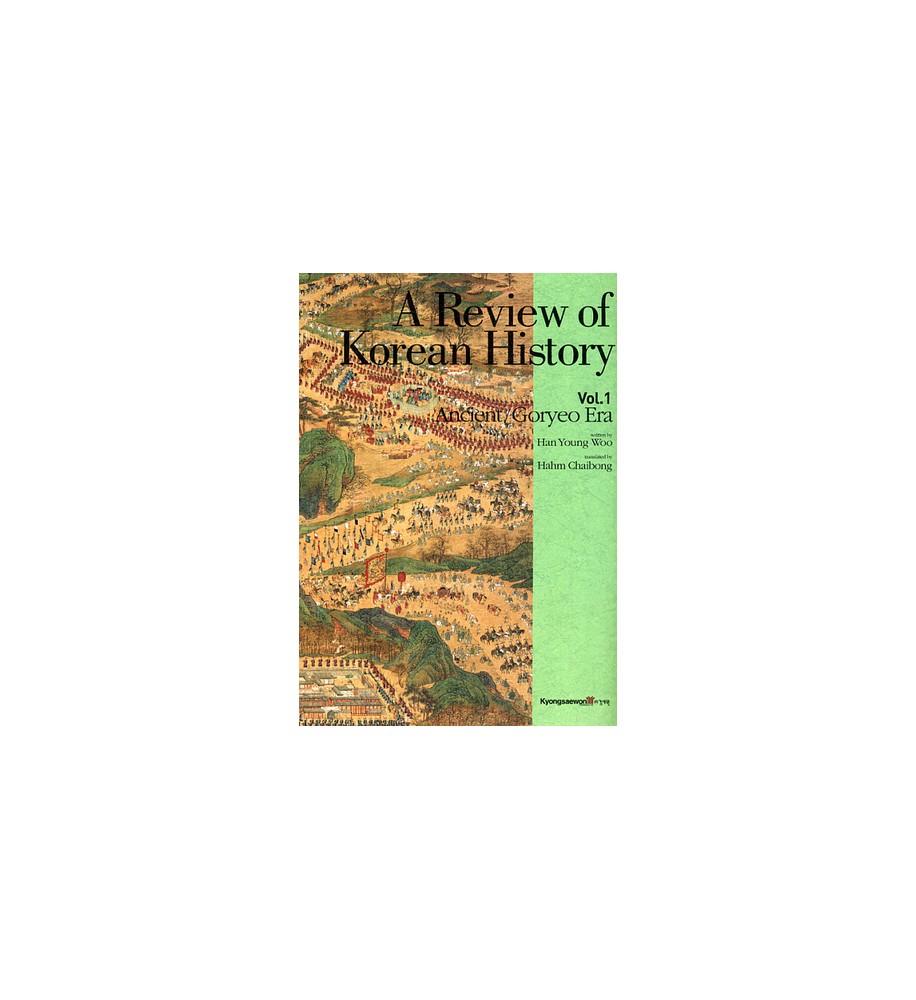 A_Review_of_ Korean_History-Vol.1-AncientGoryeo-storia-della-corea-libro