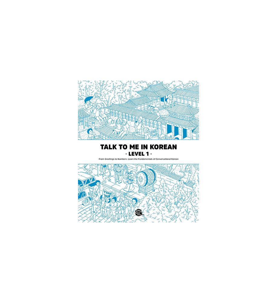 ttmik-libro-talk-to-me-in-korean-coreano-dosoguan