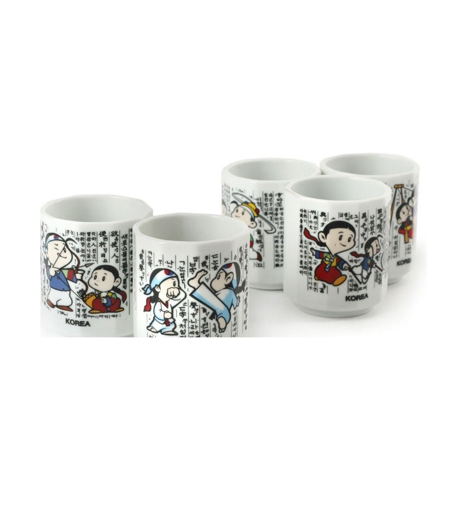 tazzine soju-soju cups