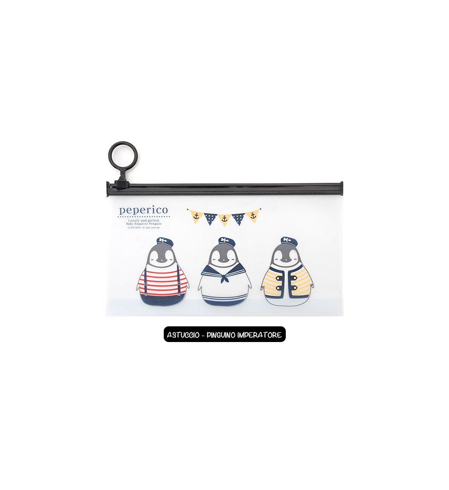 Pinguino - Astuccio portamatite