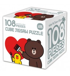 Line-Friends-coreano-puzzle