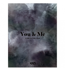 In_Italia_CD_di_K-POP-KARD-MiniAlbum Vol.2 - YOU & ME-CD