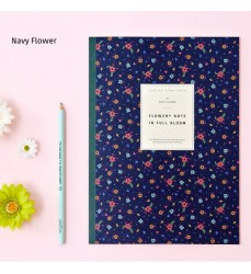 Korean-Notebook-blue