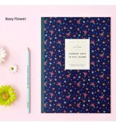 Quaderno-coreano-appunti-scrittura-a-righe