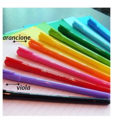 cute-korean-gel-pens-orange-purple