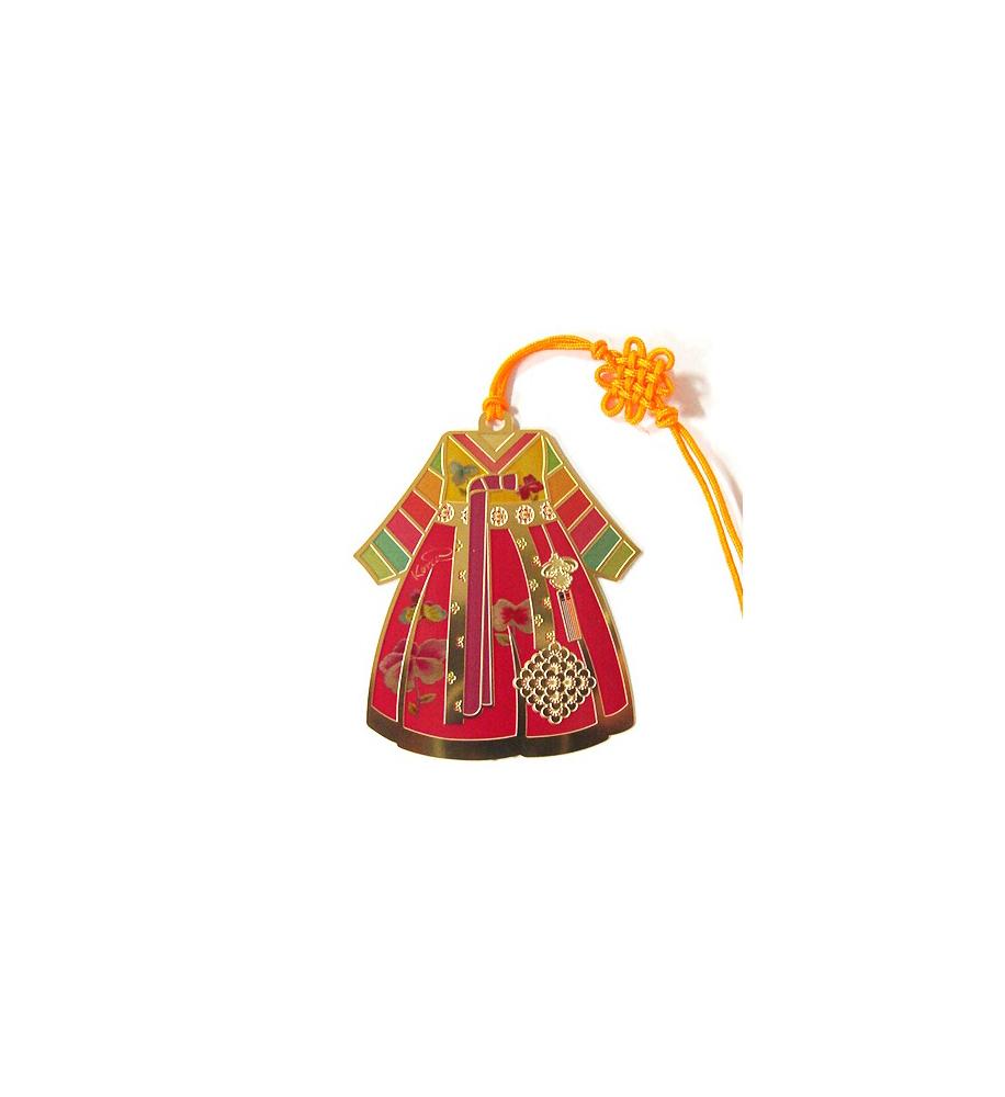 hanbok-coreano-segnalibro-nodo-coreano-articoli-da-regalo-dalla-corea-del-sud