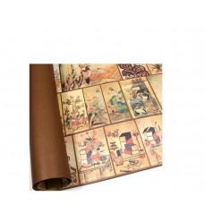 carta-regalo-motivo-stampato-stile-pittorico-antico-coreano