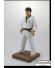 Taekwondo Figurine-action-figure-taekwondo-modellismo-statuina-karate-cintura-nera