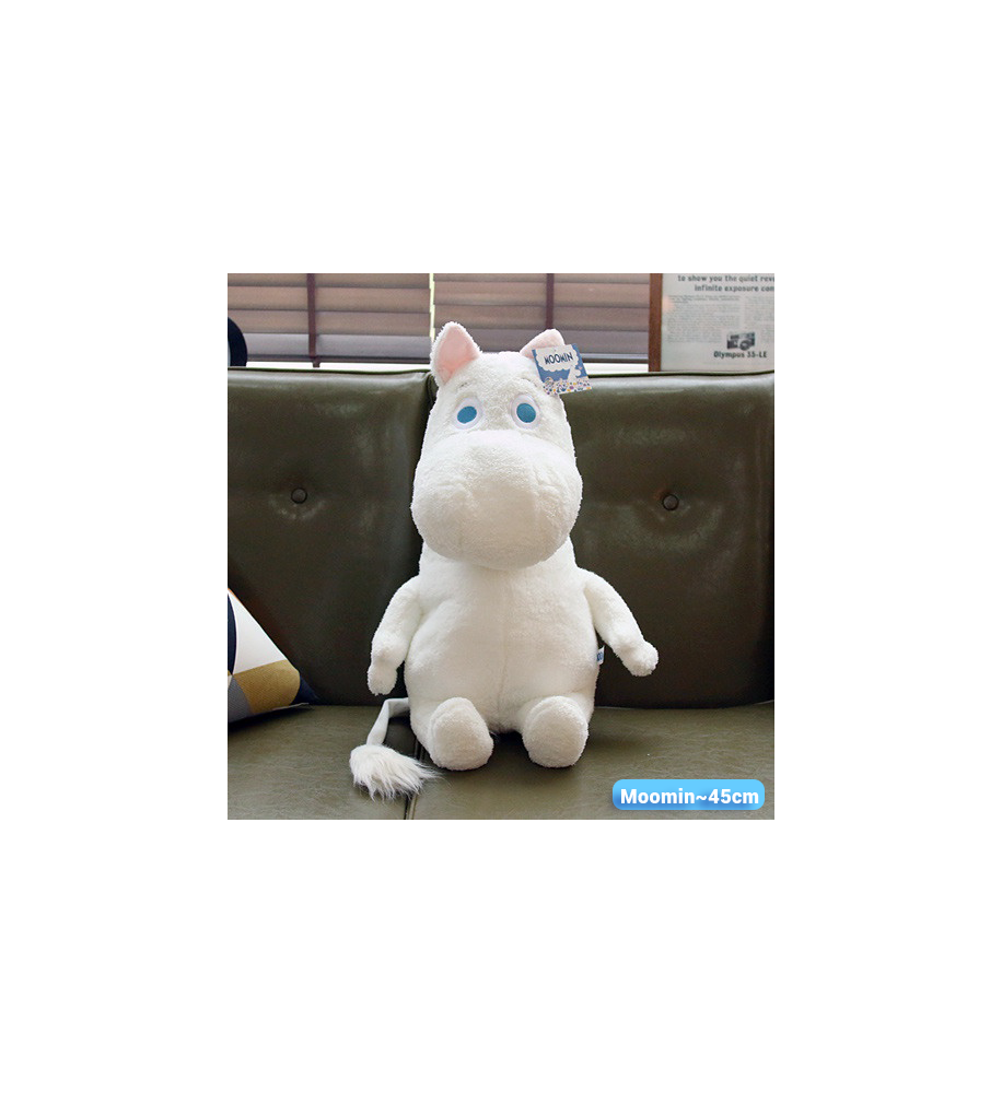 moomin-peluche-bianco-vendita-online-45-cm-oggettistica-coreana-Dosoguan