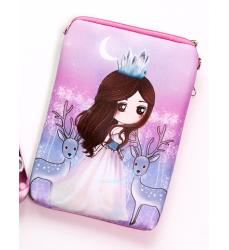 principessa-e-cervo-borsetta-porta-cellulare-cute-vendita-online-oggetti-kawaii-items