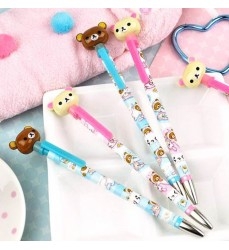 Rilakkuma-Mechanical-Pencil-Sharp-cute-school-supplies-Dosoguan