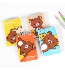 rilakkuma-appunti-carini-notebook-cute-korean-fancy-goods-from-Italy-for-purchase