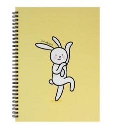 cute-note-a5-kawaii-rabbit-dancing-kawaii-shop-online-Dosoguan
