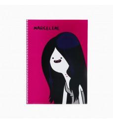 marceline-adventure-time-quaderno-spirale-Dosoguan
