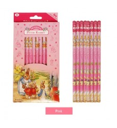 matite-Peter-Rabbit-rosa-cartoleria-coreana-oggettistica-vendita-online-Dosoguan