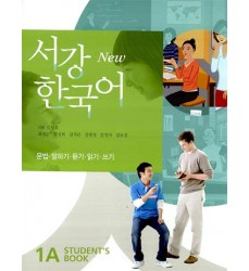 New-서강-한국어-Student's-Book-1A-Libro-Sogang-Dosoguan-inglese-coreano