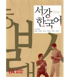 New-서강-한국어-WorkBook-1A-Lingua-Coreana-Libro-Acquisto-Online-Dosoguan