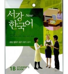 New-서강-한국어-Student's-Book-1B-Libro-Lezioni-Coreano