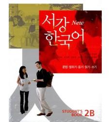 New-Sogang-서강-한국어-Student's-Book-2B-Grammatica-Coreana-Libri-Acquisto-online-Dosoguan