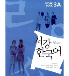 Book-New-Sogang-korean-3A-Workbook-purchase-Dosoguan