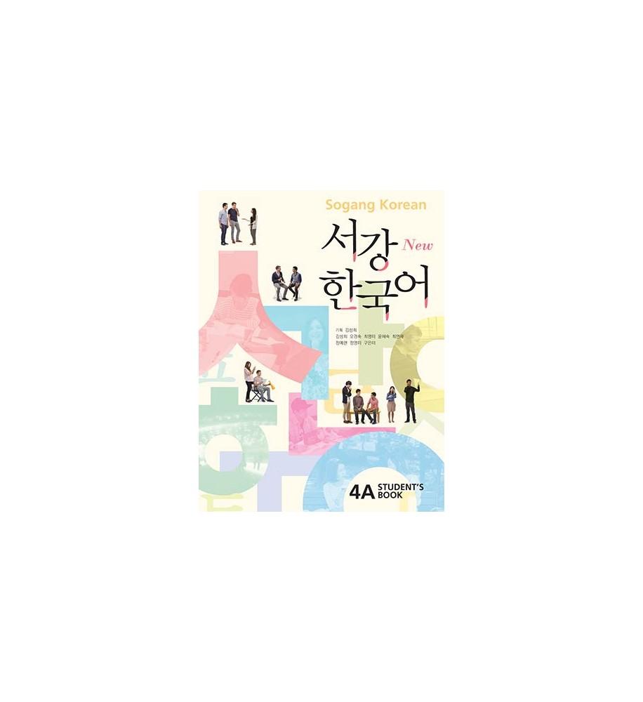New-Sogang-Korean-4A-Student's-Book-korean-books-shop-online-Dosoguan-bookstore-south-korean-korean-language-themed