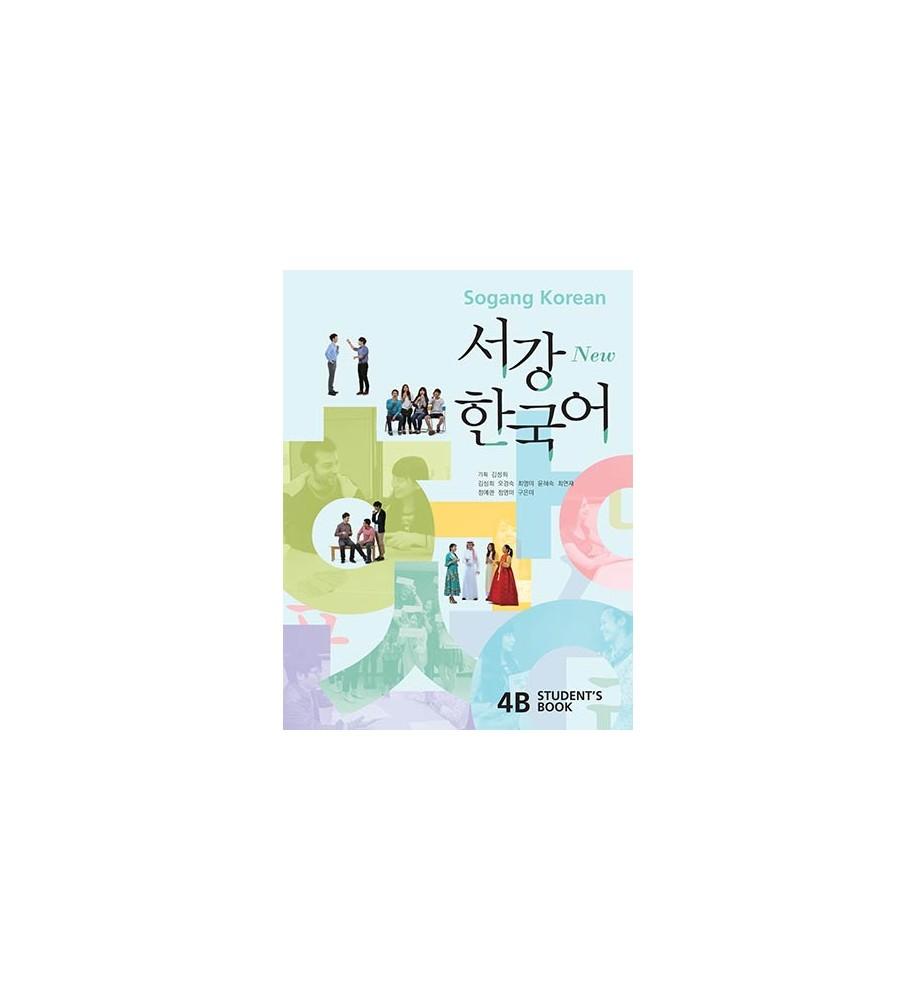Libro-Sogang-New-korean-Student-s-Book-4B-Lingua-Coreana-Acquista-Online-Dosoguan