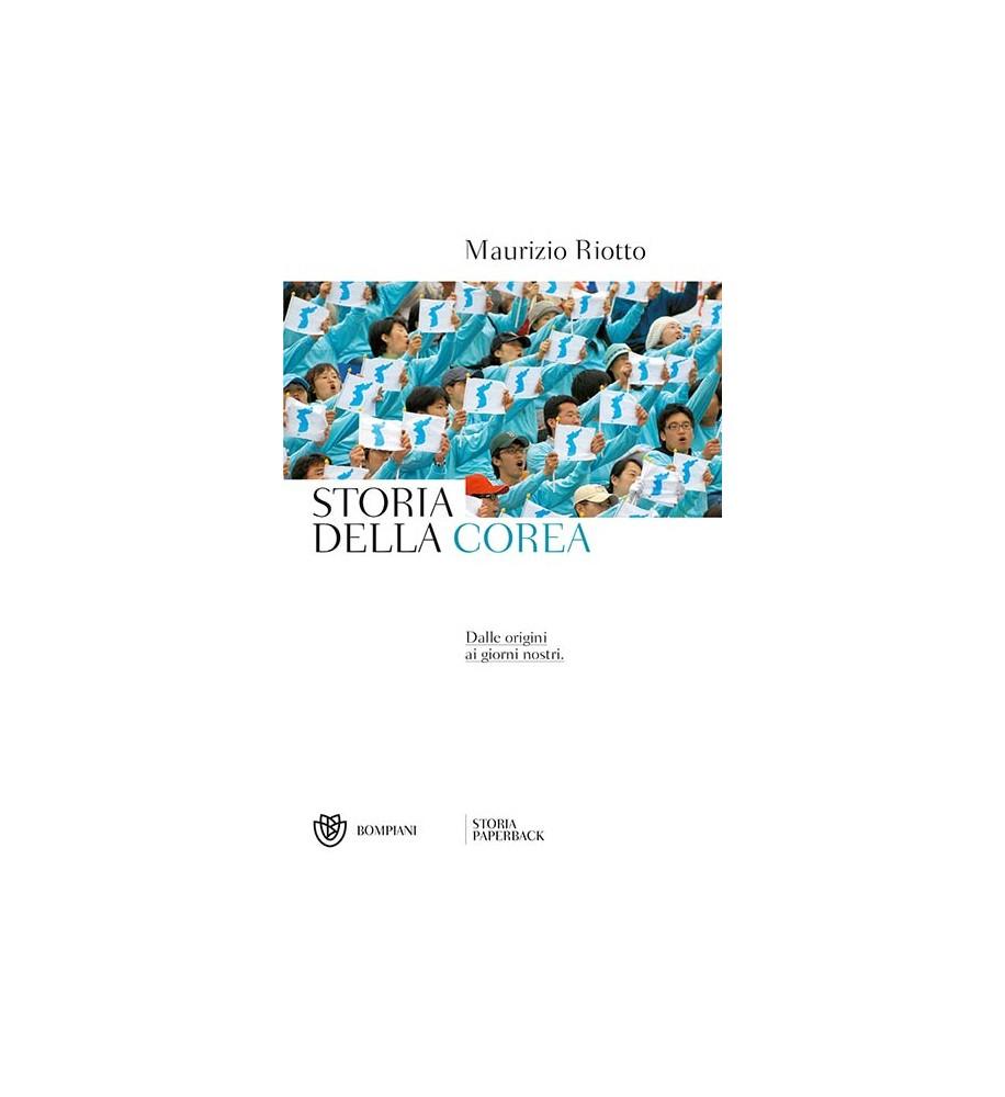Libro-Storia-della-Corea-Riotto-Maurizio-Vendita-Online-Libri-Corea-Dosoguan