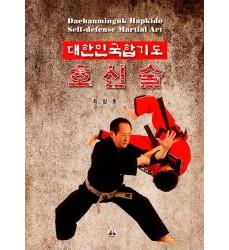 Hapkido-Libro-Tecniche-Difesa-Personale-edizione-bilingue-inglese-coreano-Dosoguan-Negozio