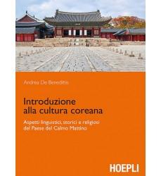 Introduzione-alla-cultura-coreana-Libro-De-Benedittis-Andrea-Dosoguan-bookstore-online