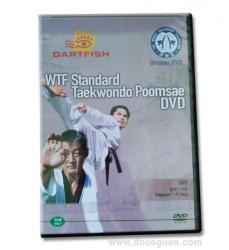 WTF-Standard-Poomsae-Taekwondo-DVD-Palgwae-1-8-Jang-Acquisto-Online-Dosoguan