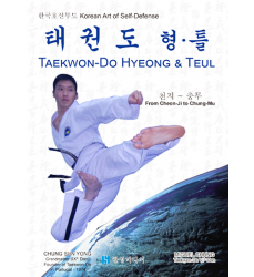 Book-Taekwondo-Hyeon-Teul-From-Cheon-Ji-Chung-Mu-bookstore-dosoguan