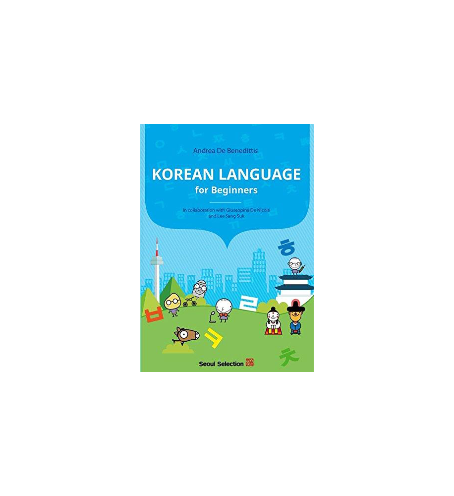 italian-textbook-grammar-book-to-learn-the-basics-of-Korean-language-Andrea-De-Benedittis-Korean-Language-for-beginners