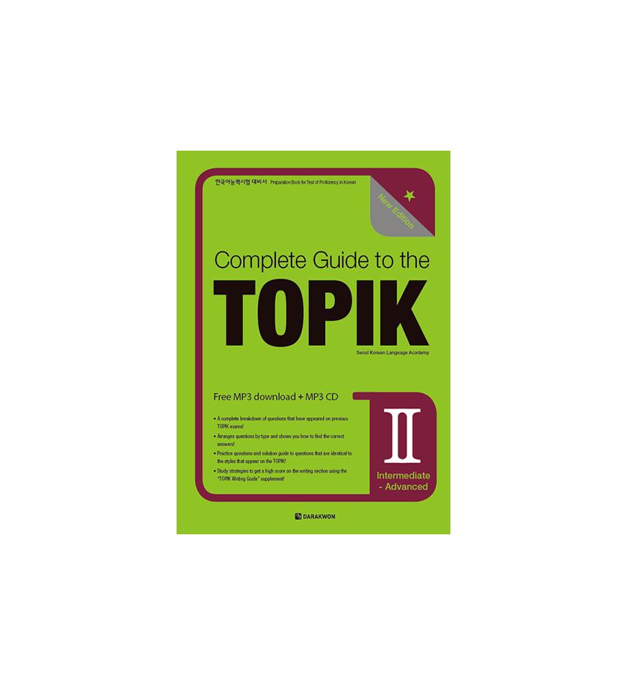 Complete-Guide-to-the-Topik-2-Intermediate-Advanced-textbook-TOPIK-EXAM