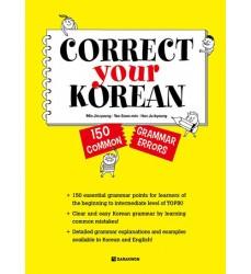 Correct_Your_Korean_150_Common_Grammar_Errors_korean-books-Darakwon-Dosoguan-bookstore