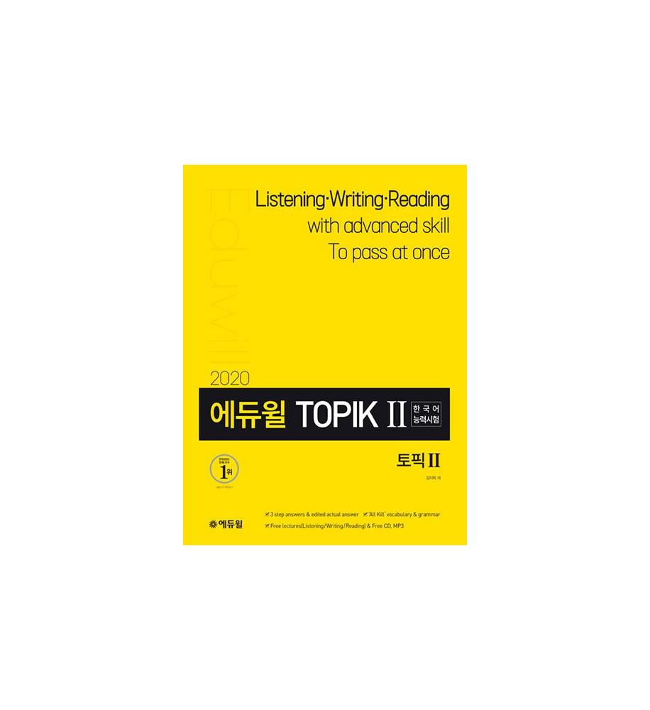 2020-Topik-II-book-Eduwill-Dosoguanbookstore