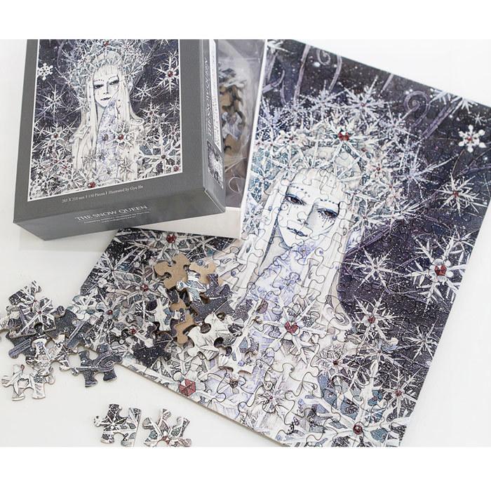regina-delle-nevi-puzzle-Indigo