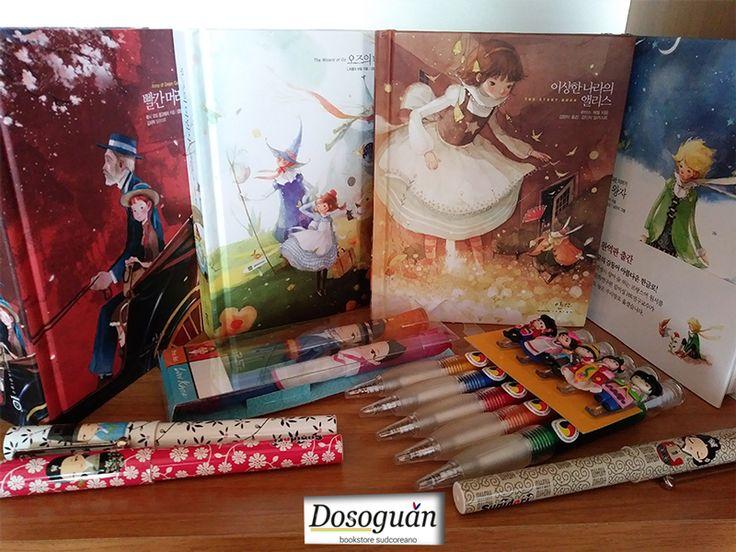 Fiabe-e-Classici-illustrati-in-Lingua-Coreana