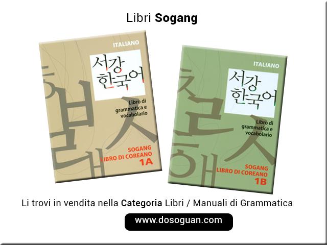 Libro-Sogang-italiano-Dosoguan-imparare-da-autodidatta-il-coreano-Corea-del-Sud-Italia